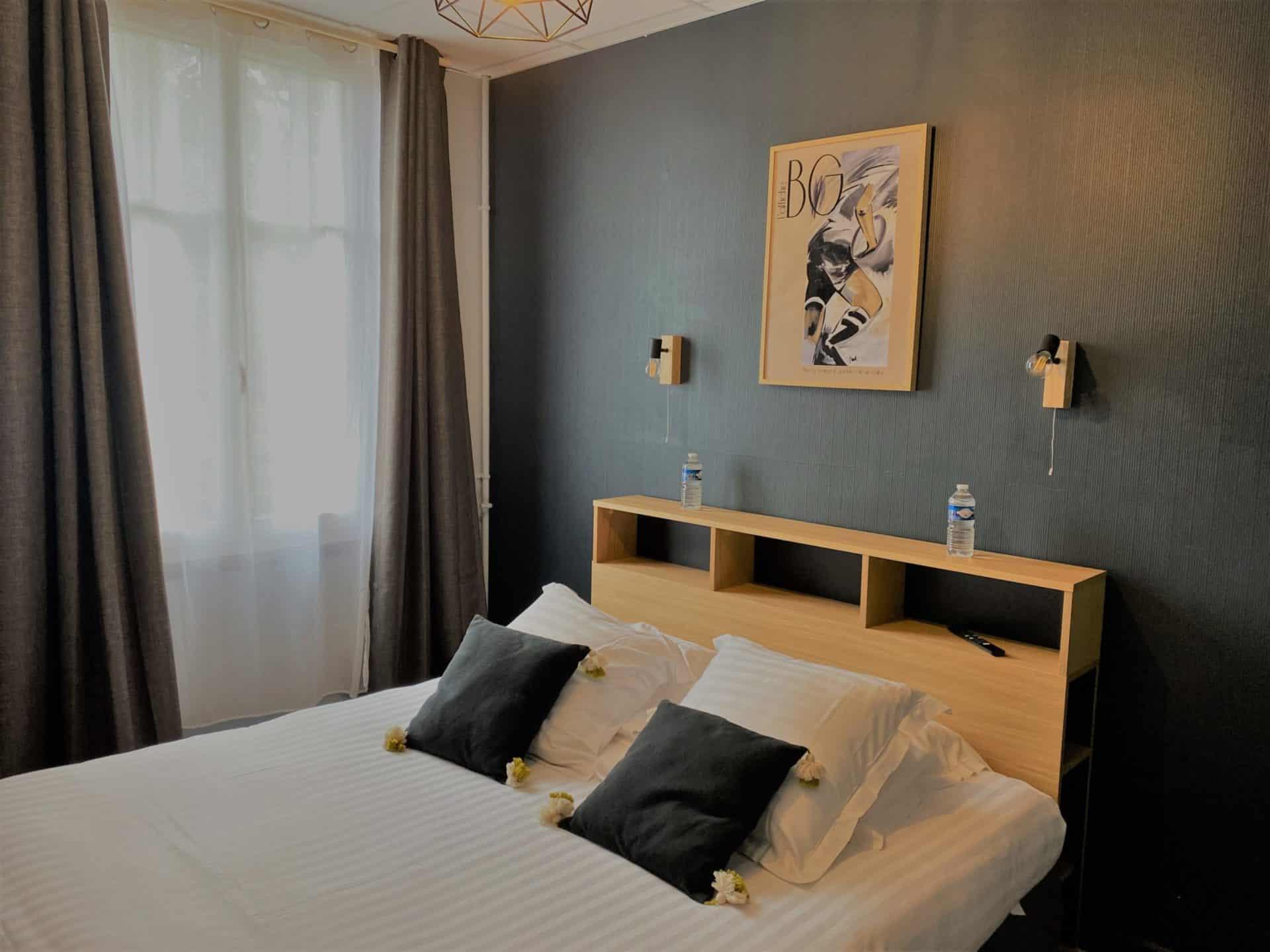 Suite familiale hotel centre-ville Brive