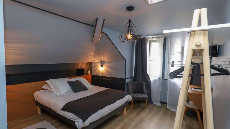 Hotel centre Brive chambre classic