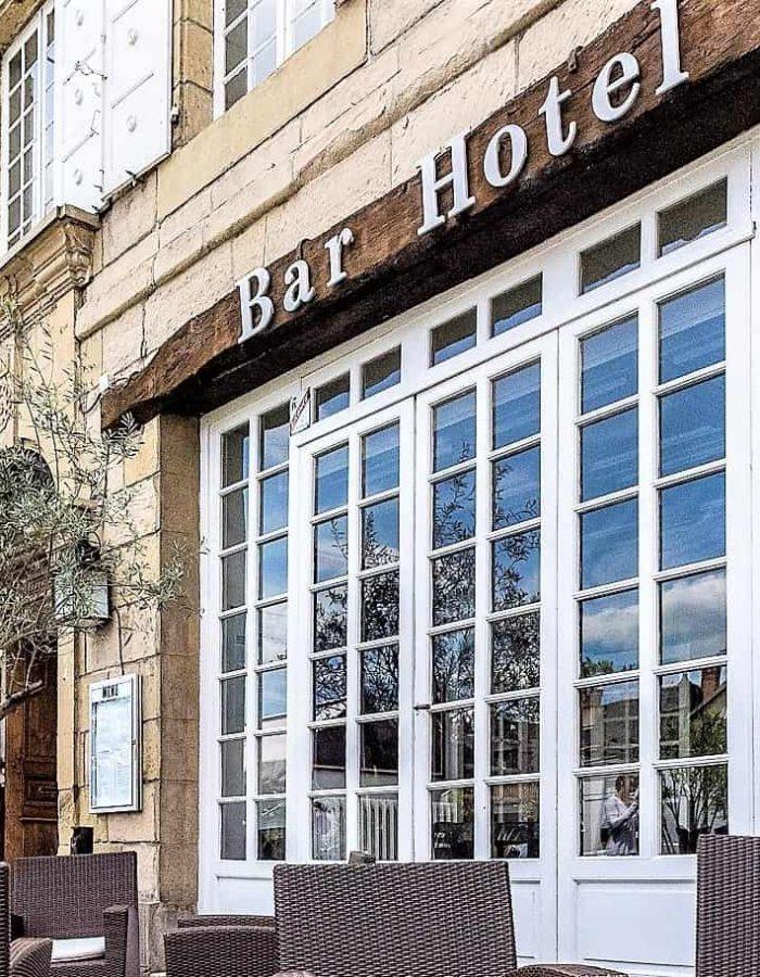Hotel centre Brive
