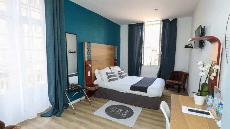 Chambre Classic Hotel Brive