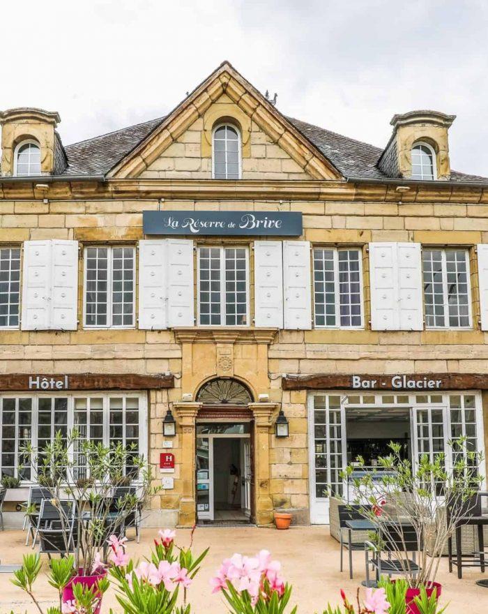 Hôtel La Réserve de Brive